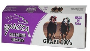 Exacta Grape 100 Filter Cigars