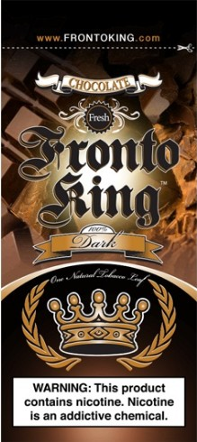 Fronto King Chocolate Whole Leaf  Wrap