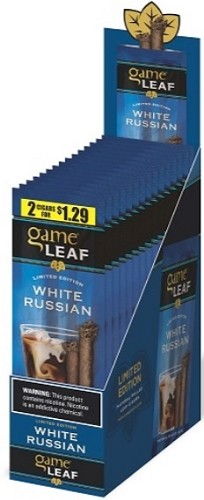 Game Leaf White Russian 2 for $1.29