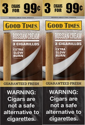 Good Times Russian Cream 3 for 99