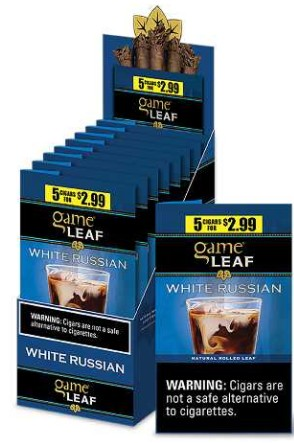 Game Leaf White Russian 5 for $2.99