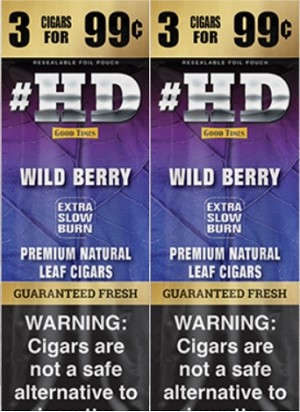 Good Times HD Wild Berry 3 for 99