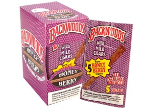 Backwoods Honey Berry Cigars 40ct