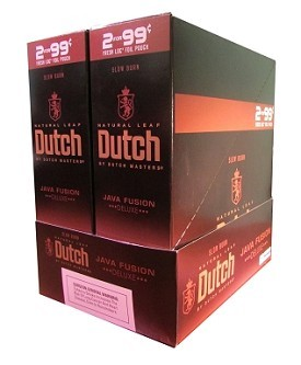 Dutch Masters Cigarillos Java Fusion 2 for $0.99