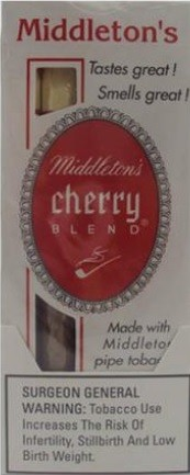 Middleton's Cherry Blend Tip Cigars Pack