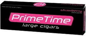 Prime Time Filtered Cigars Strawberry