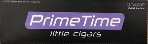 Prime Time Filtered Cigars Grape