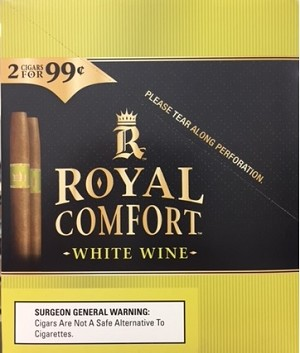 Royal Comfort White Wine Cigarillos