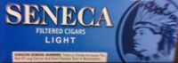 Seneca Filtered Cigars Light