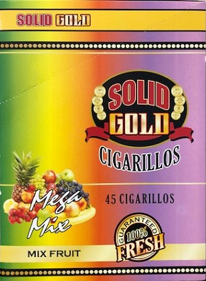 Solid Gold Mega Mix Cigarillos