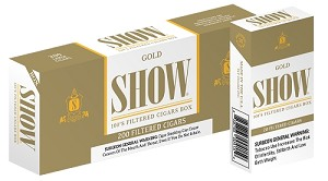 Show Filtered Cigars Gold 100's Box