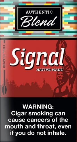 Signal filtered Cigars Full Flavor 100's