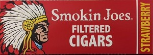 Smokin Joes Filtered Cigars Strawberry