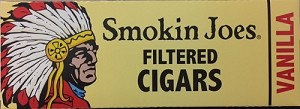 Smokin Joes Filtered Cigars Vanilla
