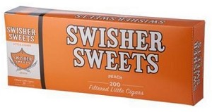 Swisher Sweets Little Cigars Peach