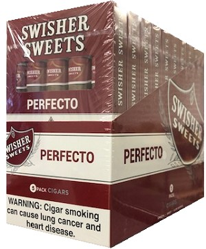 Swisher Sweets Perfecto Cigars 10/5 Pack
