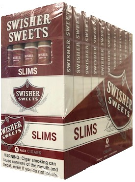 Swisher Sweets Slims 5 Pack