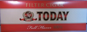 Today Filtered Cigars Full Flavor
