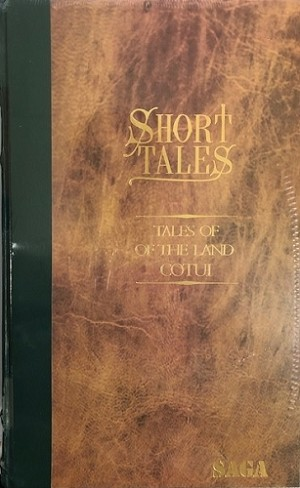 Saga Short Tales Tomo II -Tales of The Land Cotui Cigars