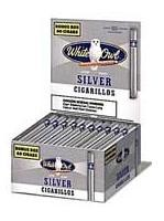 White Owl Cigarillos Silver Pre-Priced 69c