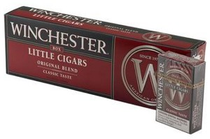Winchester Classic King Box Filtered cigars